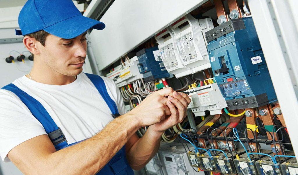 Elektros ūkio priežiūra